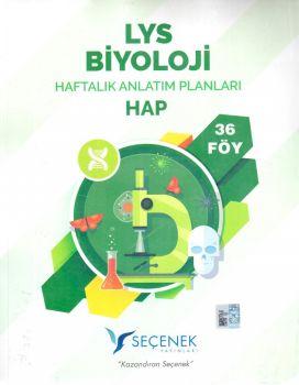 Seçenek Yayınları LYS Biyoloji Haftalık Anlatım Planları 36 Föy