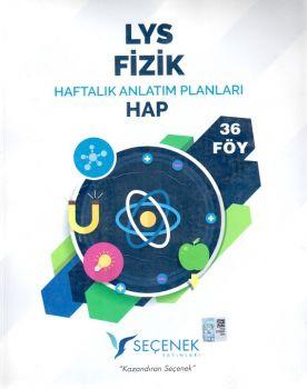 Seçenek Yayınları LYS Fizik Haftalık Anlatım Planları 36 Föy