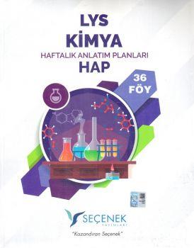Seçenek Yayınları LYS Kimya Haftalık Anlatım Planları 36 Föy