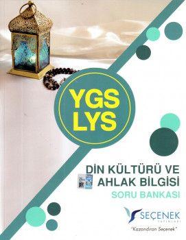 Seçenek Yayınları YGS LYS Din Kültürü ve Ahlak Bilgisi Soru Bankası