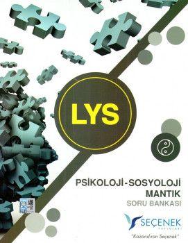 Seçenek Yayınları LYS Psikoloji Sosyoloji Mantık Soru Bankası