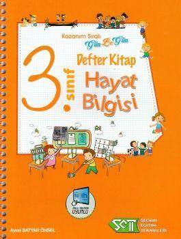 Seçkin Eğitim Teknikleri 3. Sınıf Gün Be Gün Defter Kitap Hayat Bilgisi
