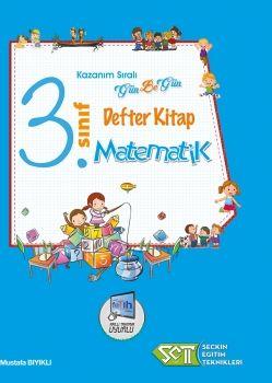 Seçkin Eğitim Teknikleri 3. Sınıf Gün Be Gün Defter Kitap Matematik