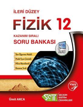 Seçkin Eğitim Teknikleri 12. Sınıf Fizik İleri Düzey Kazanım Sıralı Soru Bankası
