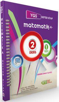 Seçkin Eğitim Teknikleri YGS Matematik A 2 Ders 1 Test Defter Kitap Deneme Sınav İlaveli