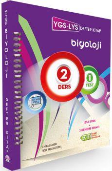 Seçkin Eğitim Teknikleri YGS LYS Biyoloji 2 Ders 1 Test Defter Kitap