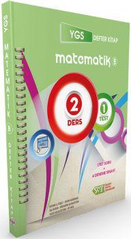 Seçkin Eğitim Teknikleri YGS Matematik B 2 Ders 1 Test Defter Kitap
