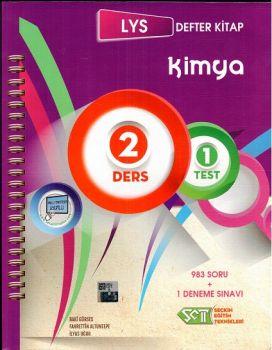 Seçkin Eğitim Teknikleri LYS Kimya 2 Ders 1 Test Defter Kitap