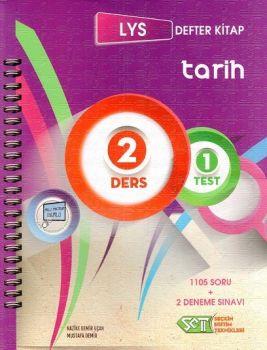 Seçkin Eğitim Teknikleri LYS Tarih 2 Ders 1 Test Defter Kitap
