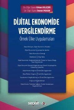 Seçkin Yayınları Dijital Ekonomide Vergilendirme