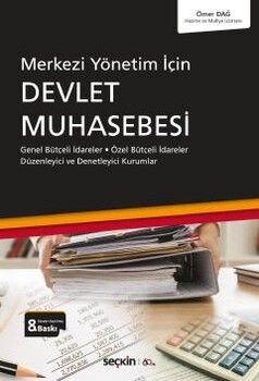 Seçkin Yayınları Merkezi Yönetim İçin Devlet Muhasebesi