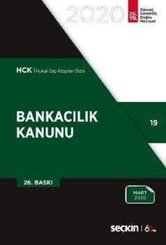 Seçkin Yayınları Bankacılık Kanunu