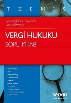 Seçkin Yayınları Themis Vergi Hukuku Soru Kitabı