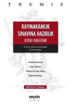 Seçkin Yayınları Themis Kaymakamlık Sınavlarına Hazırlık Konu Anlatım