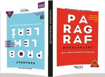Seri Yayınları Paragraf Problemleri Matematik 25X15 Türkçe Paragraf Denemeleri 25X23 Tek Kitap