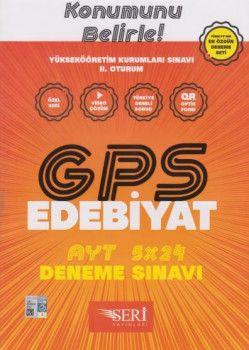 Seri Yayınları YKS 2. Oturum AYT GPS Edebiyat 5x24 Deneme Sınavı
