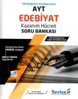 Seviye Yayınlar AYT Edebiyat Kazanım Hücreli Soru Bankası