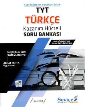 Seviye Yayınlar TYT Türkçe Kazanım Hücreli Soru Bankası