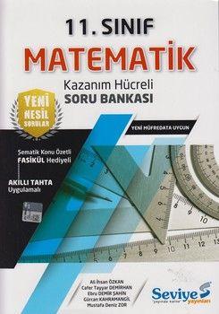 Seviye Yayınları 11. Sınıf Matematik Kazanım Hücreli Soru Bankası