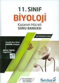 Seviye Yayınları 11. Sınıf Biyoloji Kazanım Hücreli Soru Bankası