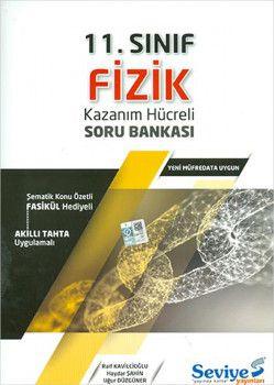 Seviye Yayınları 11. Sınıf Fizik Kazanım Hücreli Soru Bankası