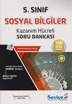 Seviye Yayınları 5. Sınıf Sosyal Bilgiler Kazanım Hücreli Soru Bankası