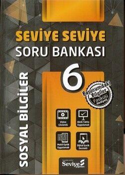 Seviye Yayınları 6. Sınıf Seviye Seviye Sosyal Bilgiler Soru Bankası