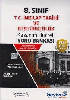 Seviye Yayınları 8. Sınıf T.C. İnkılap Tarihi ve Atatürkçülük Kazanım Hücreli Soru Bankası