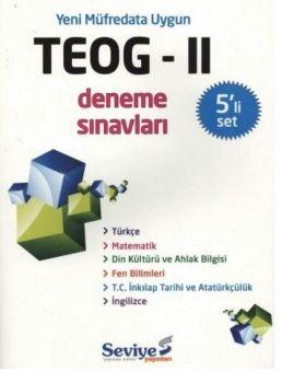 Seviye Yayınları 8. Sınıf TEOG 2 5 Deneme Sınavı