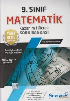 Seviye Yayınları 9. Sınıf Matematik Kazanım Hücreli Soru Bankası