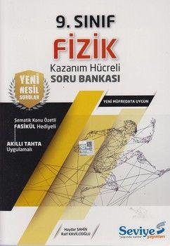 Seviye Yayınları 9. Sınıf Fizik Kazanım Hücreli Soru Bankası