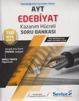 Seviye Yayınları AYT Edebiyat Kazanım Hücreli Soru Bankası