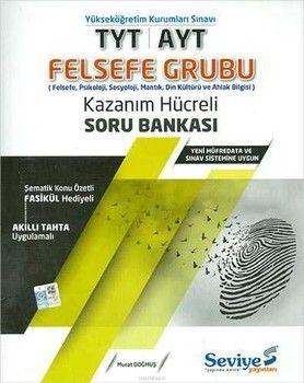 Seviye Yayınları TYT AYT Felsefe Grubu Soru Bankası
