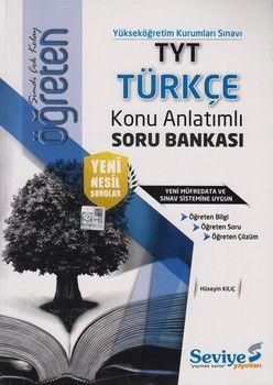 Seviye Yayınları TYT Türkçe Öğreten Konu Anlatımlı Soru Bankası