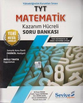 Seviye Yayınları TYT Matematik Kazanım Hücreli Soru Bankası