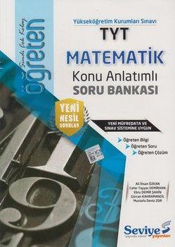 Seviye Yayınları TYT Matematik Öğreten Konu Anlatımlı Soru Bankası