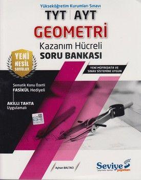 Seviye Yayınları TYT AYT Geometri Kazanım Hücreli Soru Bankası