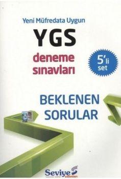 Seviye Yayınları YGS 5 li Deneme Sınavı