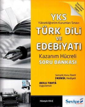 Seviye Yayınları YKS 2. Oturum Türk Dili ve Edebiyatı Kazanım Hücreli Soru Bankası