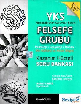 Seviye Yayınları YKS 2. Oturum Felsefe Kazanım Hücreli Soru Bankası