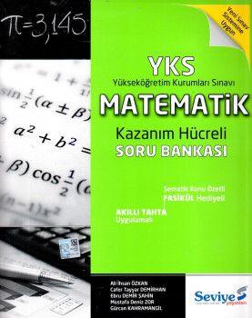 Seviye Yayınları YKS 2. Oturum Matematik Kazanım Hücreli Soru Bankası