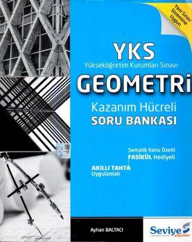 Seviye Yayınları YKS 2. Oturum Geometri Kazanım Hücreli Soru Bankası