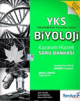 Seviye Yayınları YKS 2. Oturum Biyoloji Kazanım Hücreli Soru Bankası