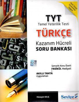 Seviye Yayınları YKS 1. Oturum TYT Türkçe Kazanım Hücreli Soru Bankası