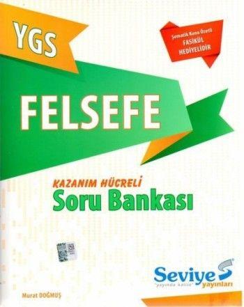 Seviye Yayınları YGS Felsefe Kazanım Hücreli Soru Bankası