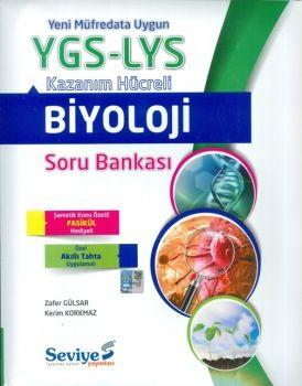 Seviye YGS LYS Kazanım Hücreli Biyoloji Soru Bankası