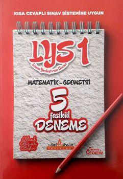 Sibel Aydın Yayınları LYS 1 Matematik Geometri Tamamı Çözümlü 5 Fasikül Deneme