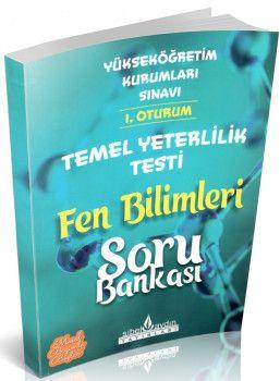 Sibel Aydın Yayınları YKS 1. Oturum TYT Fen Bilimleri Soru Bankası