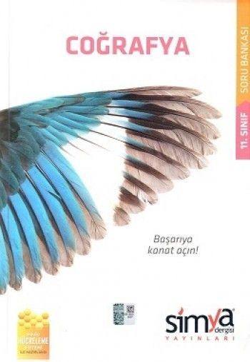 Simya Yayınları 11. Sınıf Coğrafya Soru Bankası