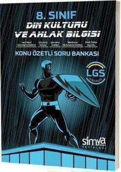 Simya Yayınları 8. Sınıf LGS Din Kültürü ve Ahlak Bilgisi Konu Özetli Soru Bankası